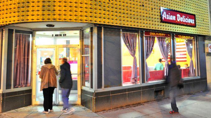 Asian Restaurant Fills Void On Main Street Cortland Standard