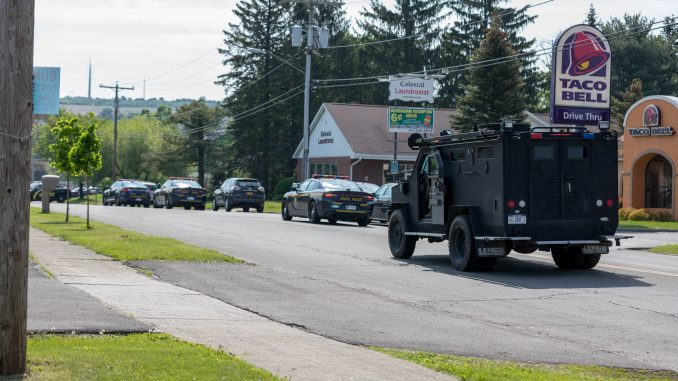 Standoff ends with self-inflicted wounds – Cortland Standard