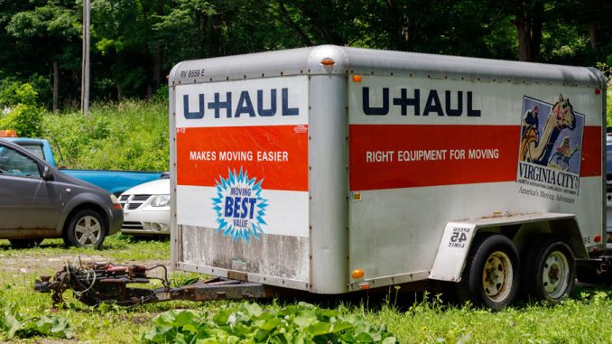 U-Haul trailer turns up after 14 years – Cortland Standard