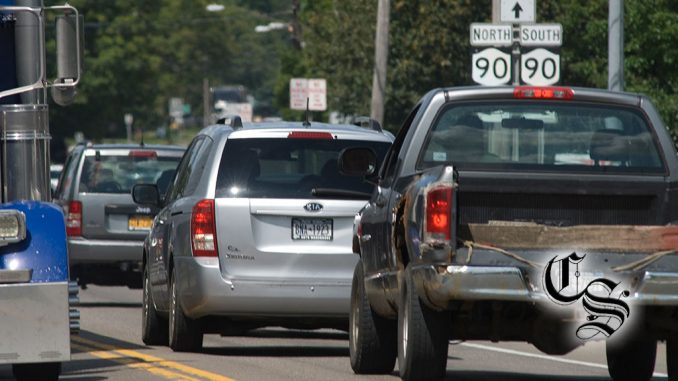Potential traffic increase with I-81 project raises concern